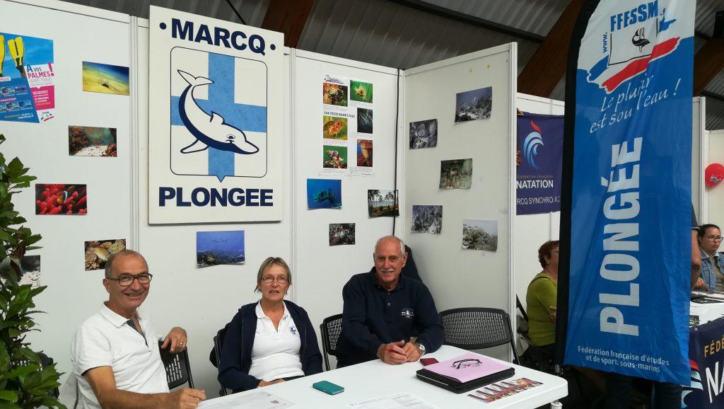 Salon du Sport et de la Santé 2017 Marcq en Baroeul