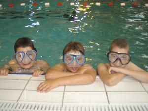 formation plongée pour enfants