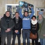 Clément, Faïeda, Guillaume, Willy et Vernon : nos 5 nouveaux RIFAA