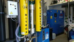 Le compresseur Nitrox